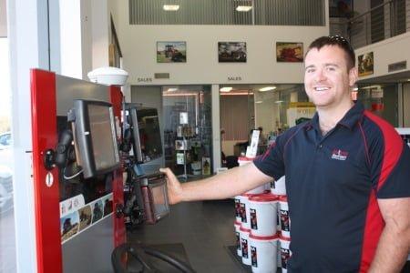 Boekeman Machinery Precision AG Specialist Conor McGuckian