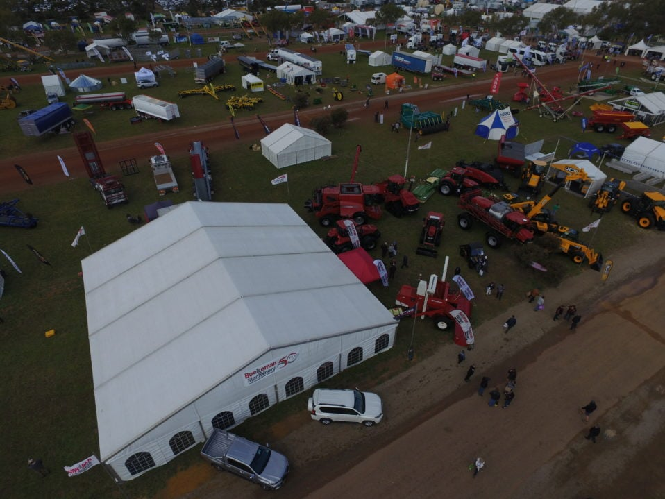 Boekeman Machinery 50th anniversary celebrated at Dowerin Field Days
