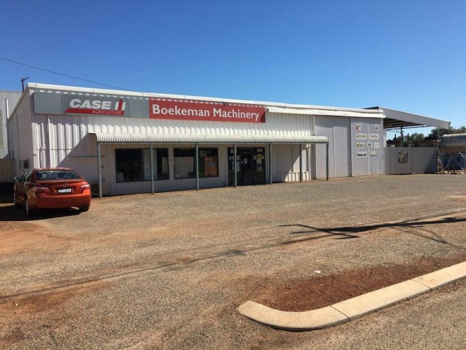 Boekeman Machinery Dowerin branch