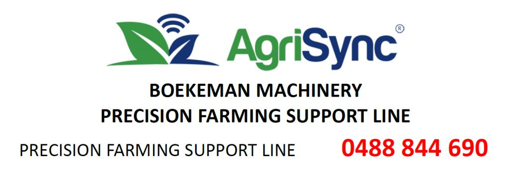 AgriSync Precision Farming Support Line: 0488 844 690