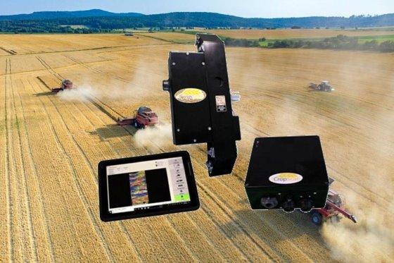 Cropscan CNH 3300H Grain Analyser