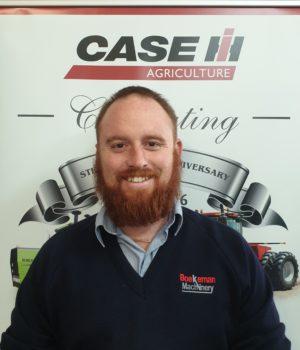 Dillan Elliott, Machinery/Vehicle Sales