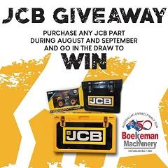 JCB Giveaway