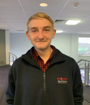 James Kerr, Precision Support Trainee