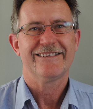 Kevin Dack, Group Parts Manager