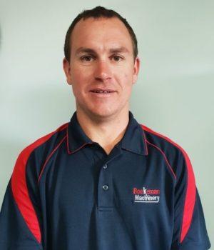 Matt Read, Toyota Service Manager