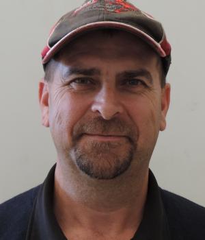 Terry Ettridge, Service Manager