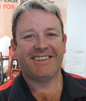 Todd Adams, Parts Manager