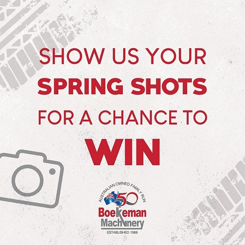 Show Us Your Spring Shots For A Chance To Win