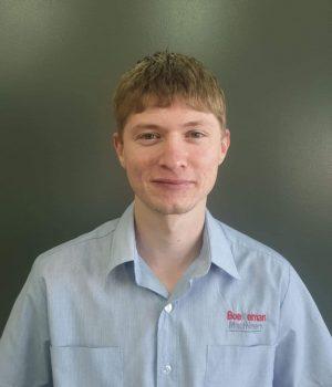 Zenon Ebert, Administration Officer