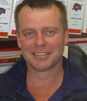 Clinton Barney, AG Service Manager