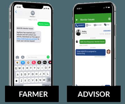 Text Your Precision Farming Advisor