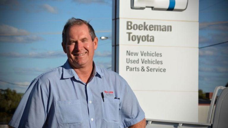 Boekeman employee